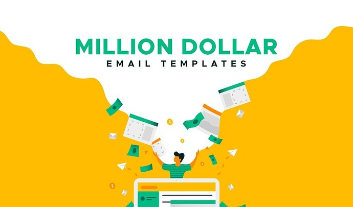 Ebook Million Dollar Email Templates by AppSumo