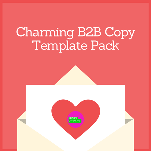 GET All In One B2B Template Pack - Charm Offensive