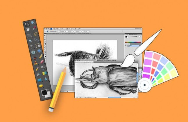 Learn Designing with Adobe Photoshop Free tutorial from scratch. Become graphic designer and Enroll in our easy guide to get hands on training adobe photoshop.